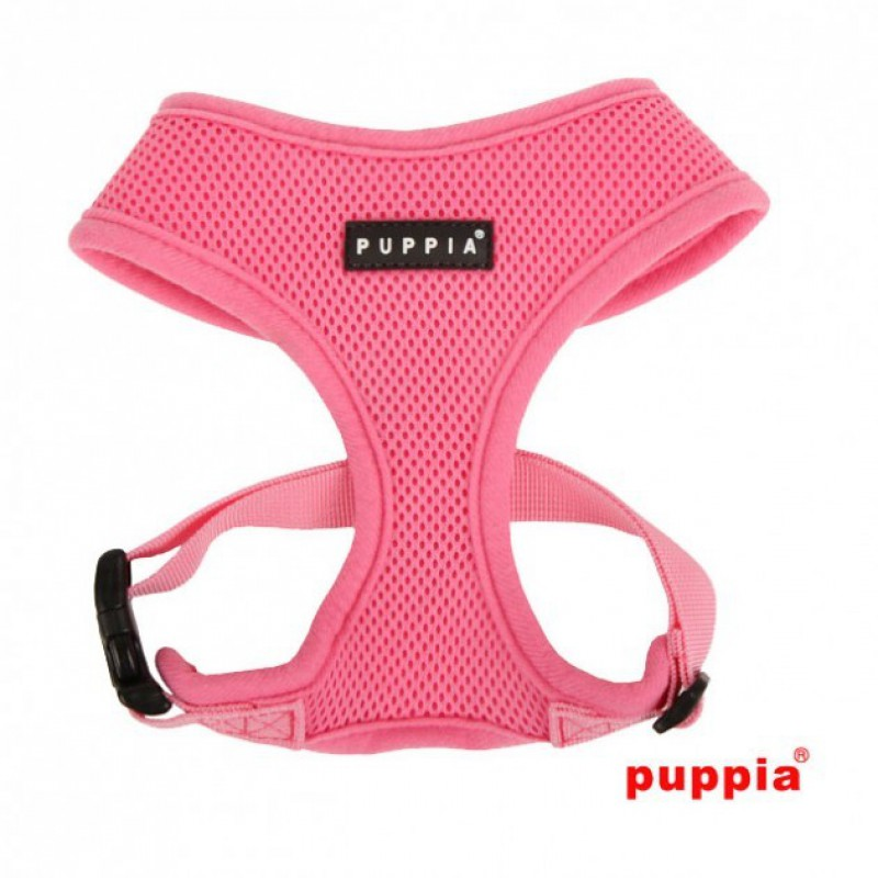 Puppia Soft Dog Harness Small Pink